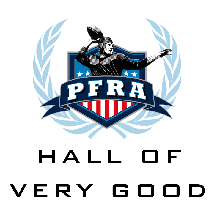 Hall of Very Good Logo