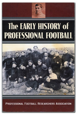 The Early History of Professional Football